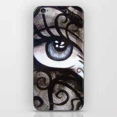 Eyes of Color iPhone & iPod Skin