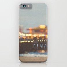 Beach Candy. Santa Monica pier photograph Slim Case iPhone 6s