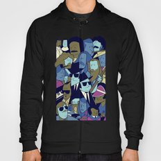 The Blues Brothers Hoody