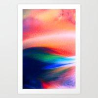 Knoll Art Print