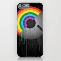 Rainbow Album  iPhone 6 Slim Case