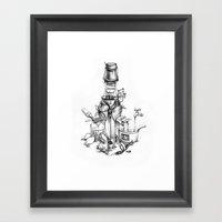 Limoncello Framed Art Print