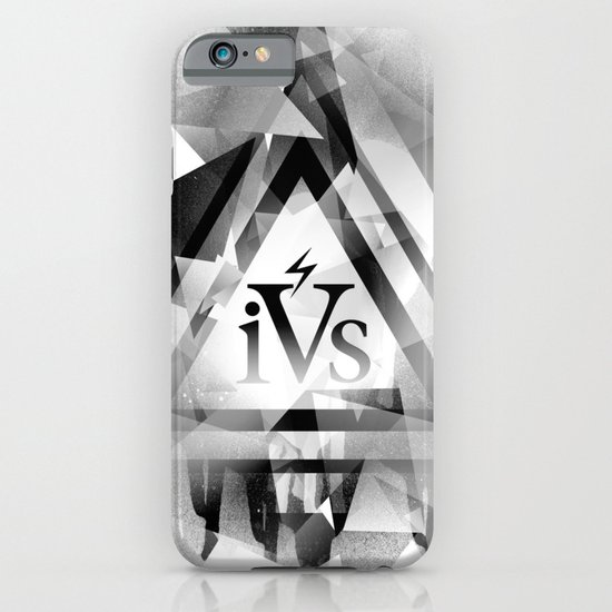 iPhone 4S Print - White iPhone & iPod Case