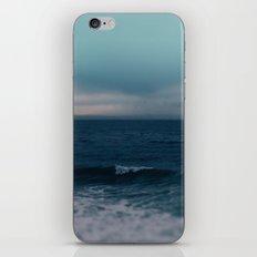 Blue California Ocean iPhone & iPod Skin
