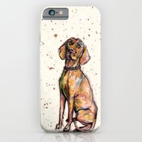 Hungarian Vizsla Dog Pup… iPhone 6 Slim Case