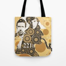 Residents of 221B Tote Bag