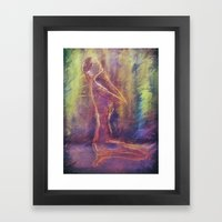 To Dream Framed Art Print