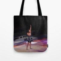 Glee Concert: Lea Michele Tote Bag