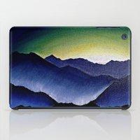 Mountain Landscape At Du… iPad Case