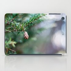 Tiny Pine Cone iPad Case
