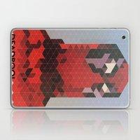 Geometric Deadpool Laptop & iPad Skin