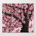 :: Pink Canopy :: Canvas Print