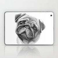 The Pug G123 Laptop & iPad Skin