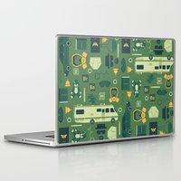 breaking bad Laptop & iPad Skins featuring Breaking Bad by Tracie Andrews