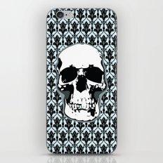 Skull Print iPhone & iPod Skin