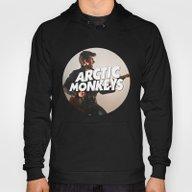 Arctic Monkeys Logo Alex… Hoody