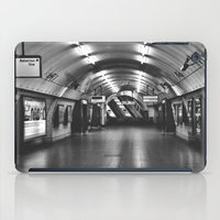 Underground: Waterloo (2) iPad Case