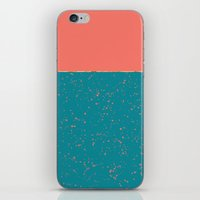 XVI - Peach 2 iPhone & iPod Skin