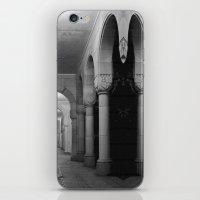 Corridors Of Confusion iPhone & iPod Skin