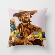 'You Gonna Pull Those Pi… Throw Pillow