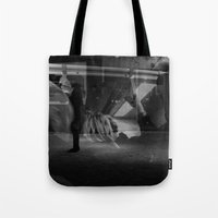Hanging in light Tote Bag