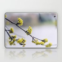 Every flower is a soul blossoming in nature Laptop & iPad Skin