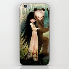 The Belle Of Marble Fall… iPhone & iPod Skin