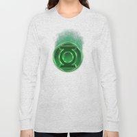 Green Lantern Spectre Long Sleeve T-shirt