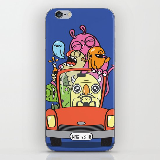Designated Driver iPhone & iPod Skin