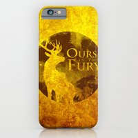 iPhone Cases featuring Game of Thrones - House Baratheon by MUSENYO