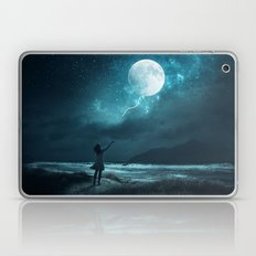 MOON BALLOON Laptop & iPad Skin