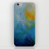 Mountain Mist iPhone & iPod Skin