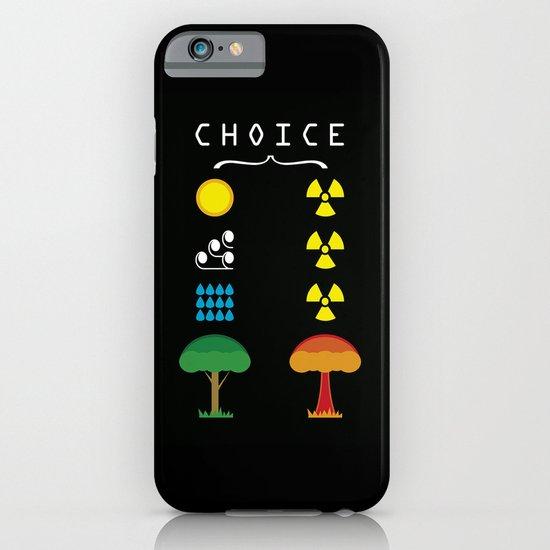 Choice iPhone & iPod Case