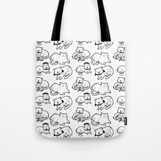 Supercatural Tote Bag