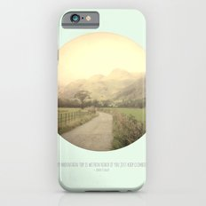 Mountain Tops Slim Case iPhone 6s