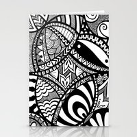 In The Tangle Stationery Cards
