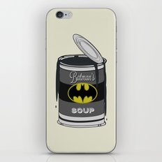Batsoup iPhone & iPod Skin