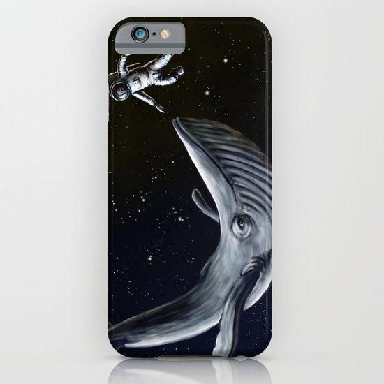 Orbital Whale #2 iPhone & iPod Case