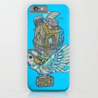 Bird Migration iPhone 6 Slim Case