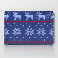 Winter Lovers Christmas iPad Case