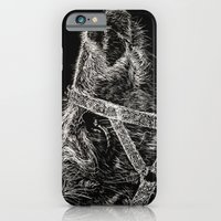 iPhone & iPod Case featuring High Park Zoo Llama by Nathan Cole