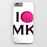 iPhone & iPod Case featuring I 'Tin' Matthew kel by Matthew Kel