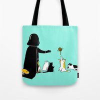 I Can Haz Force Tote Bag