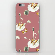 Venus Flutterby iPhone & iPod Skin