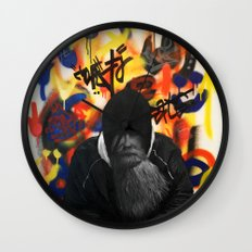 The Issue Wall Clock
