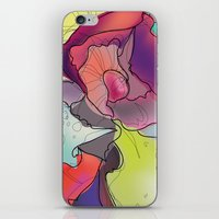 Abstract Rose. iPhone & iPod Skin