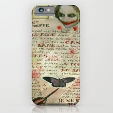MALDOROR iPhone 6s Slim Case