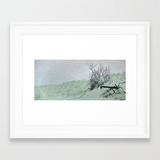 Sometimes... Framed Art Print