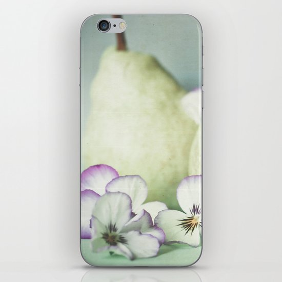 Pair of Pears iPhone & iPod Skin