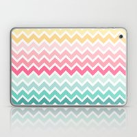 Candy Chevron Laptop & iPad Skin